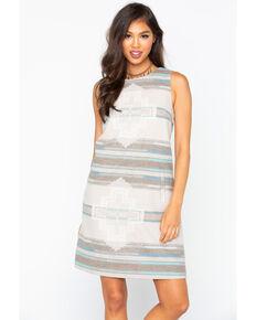 Pendleton Women's Santa Clara Sheath Dress , Tan, hi-res