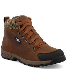 Wrangler Footwear Women's Trail Hiker Boots - Soft Toe, Brown, hi-res