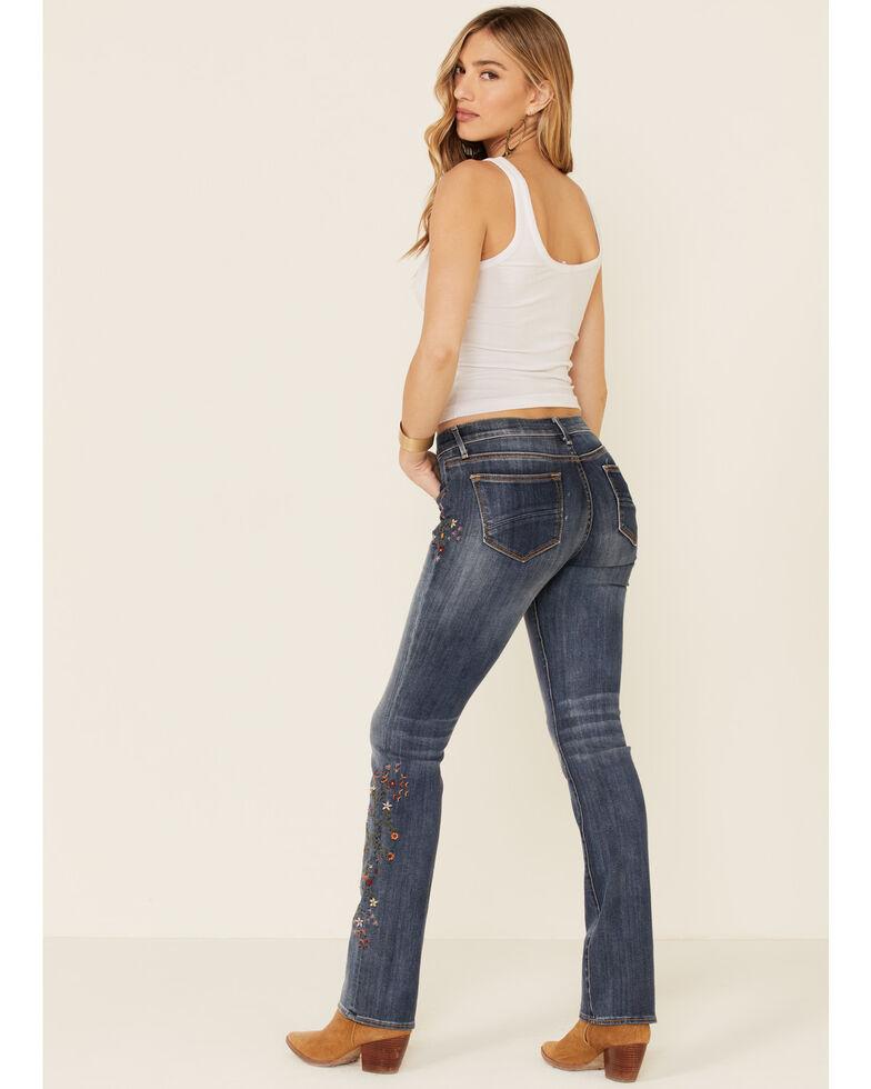 Driftwood Women's Kelly Bootcut Jeans, Blue, hi-res