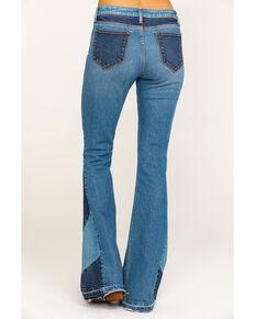 Driftwood Women's Farrah Trilogy Flare Jeans, Blue, hi-res