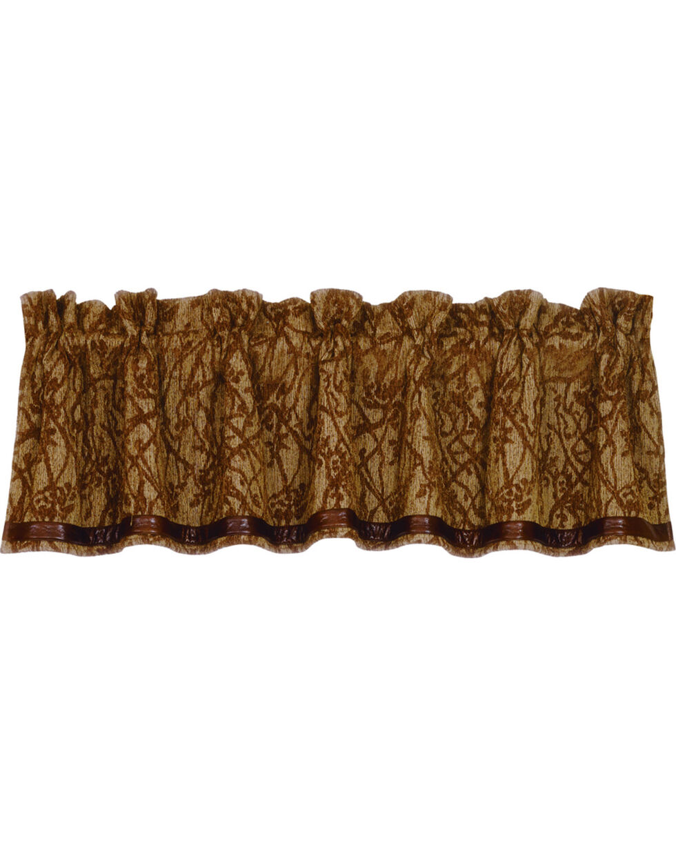 HiEnd Accents Highland Lodge Valance, Multi, hi-res