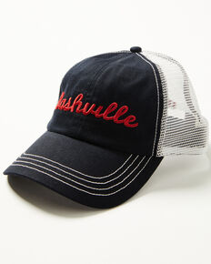 Idyllwind Women's Nashville Ball Cap , Grey, hi-res