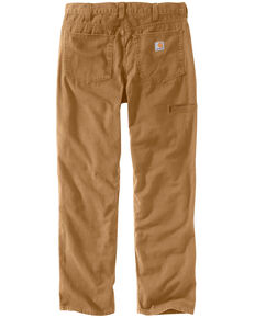 Carhartt Men's Rugged Flex Rigby Five-Pocket Jeans, Pecan, hi-res