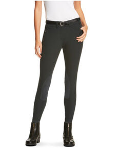 Ariat Women's Heritage Elite Riding Jeans, Grey, hi-res