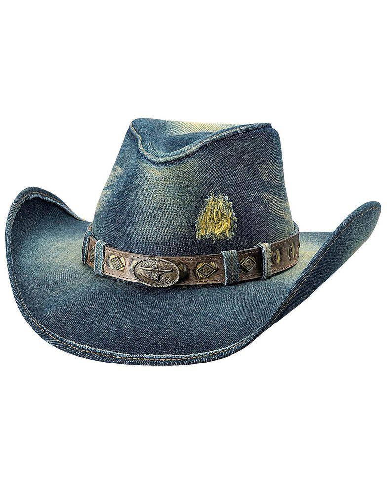 Bullhide Women's Nonstop Straw Hat, , hi-res