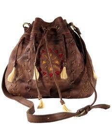Kobler Leather Women's Toledo Crossbody Bag, Dark Brown, hi-res
