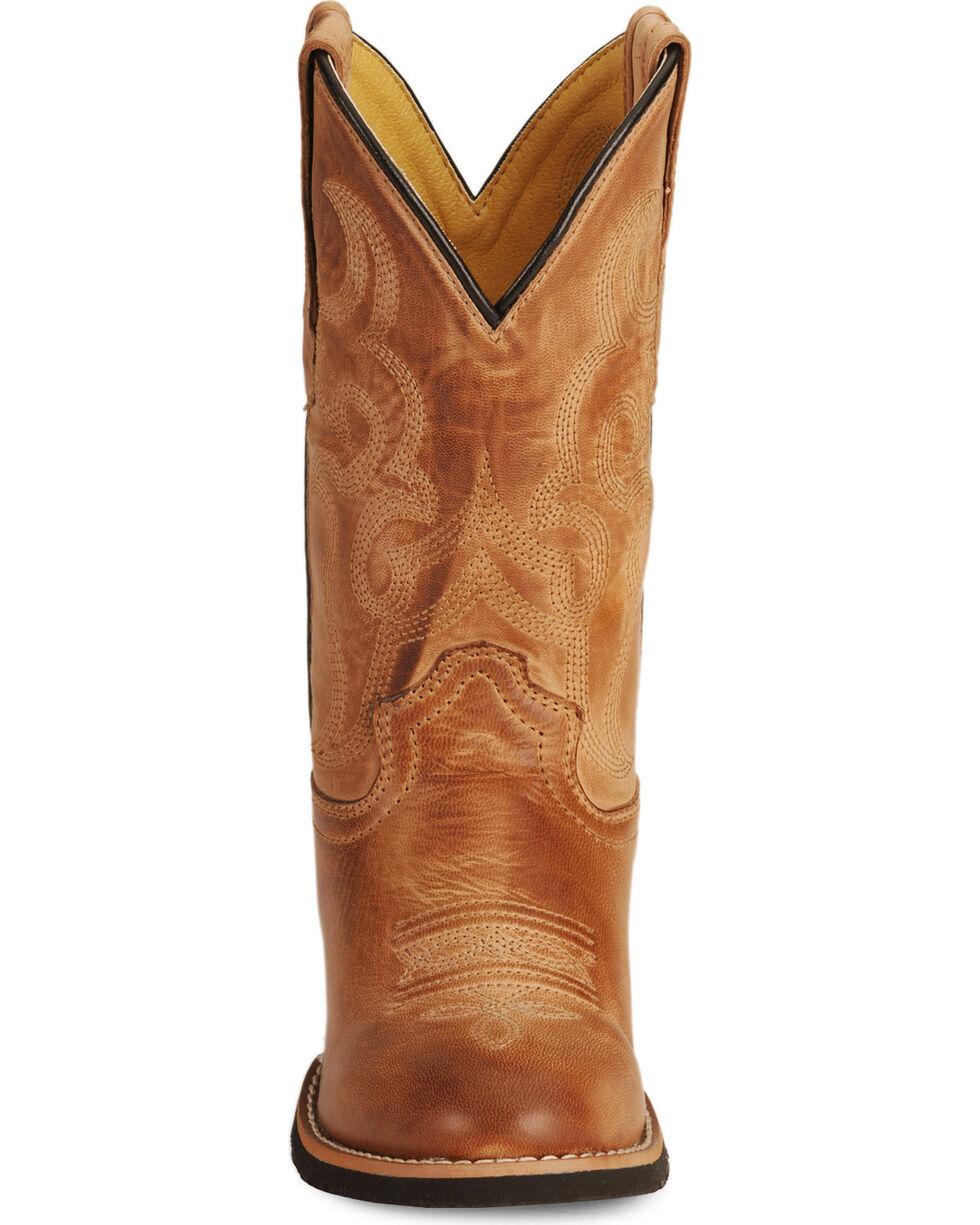 Smoky Mountain Youth Boys' Showdown Cowboy Boots - Round Toe , Bomber, hi-res
