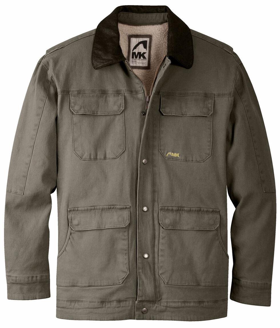 Mountain Khakis Terra Ranch Shearling Jacket, Dark Brown, hi-res
