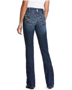 Ariat Women's Goldie Bootcut Jeans, Blue, hi-res