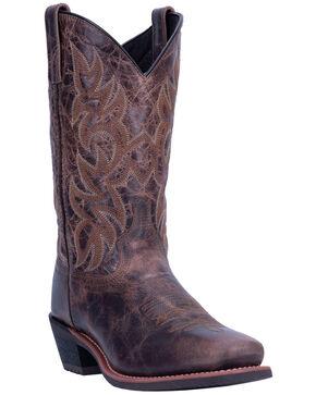 Laredo Men's Breakout Western Boots - Square Toe, Brown, hi-res