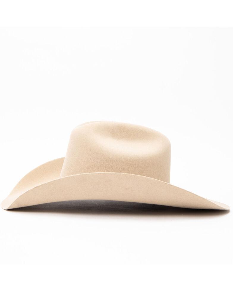 Cody James Men's 5X Colt Dark Belly Cowboy Felt Hat , Tan, hi-res