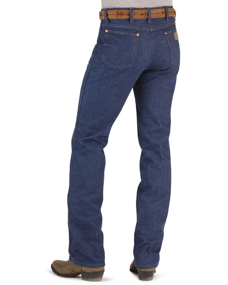 Wrangler Jeans - 936 Slim Fit Prewashed Denim Jeans - Tall, Indigo, hi-res