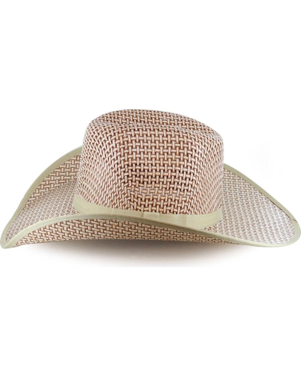Cody James Men's 20X Straw Hat, Natural, hi-res