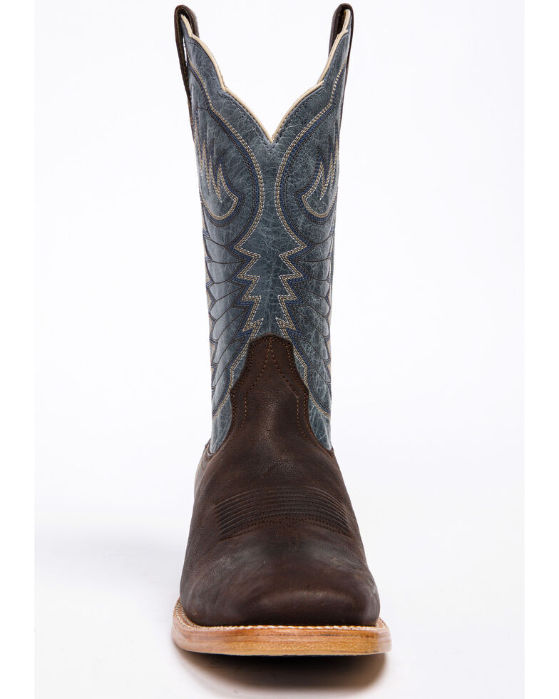 2dfb33f75e5 Ariat Men's Brown Relentless Record Breaker Boots - Square Toe