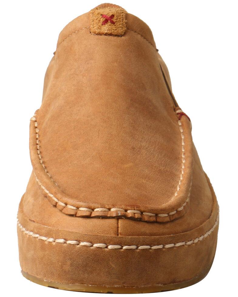 Twisted X Men's Casual Western Sneakers - Moc Toe, Tan, hi-res