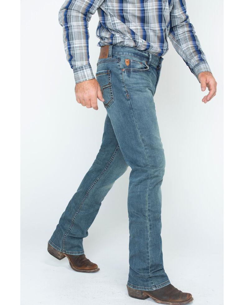 Moonshine Spirit Men's Medium Wash Jeans, Indigo, hi-res