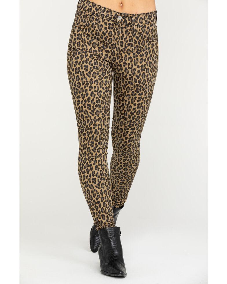Levi's Women's 720 High Rise Super Skinny Leopard Print Pants, Multi, hi-res