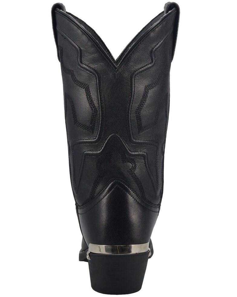 Laredo Men's Atlas Western Boots - Round Toe, Black, hi-res