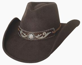 74e9fbcfe Women's Western Felt Hats - Country Outfitter
