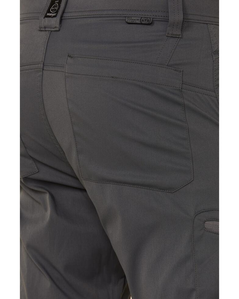 ATG™ by Wrangler Men's All Terrain Asphalt Zip Cargo Synthetic Pants , Charcoal, hi-res
