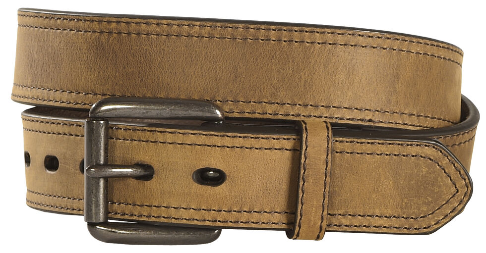 Ariat Basic Jean Belt, Brown, hi-res