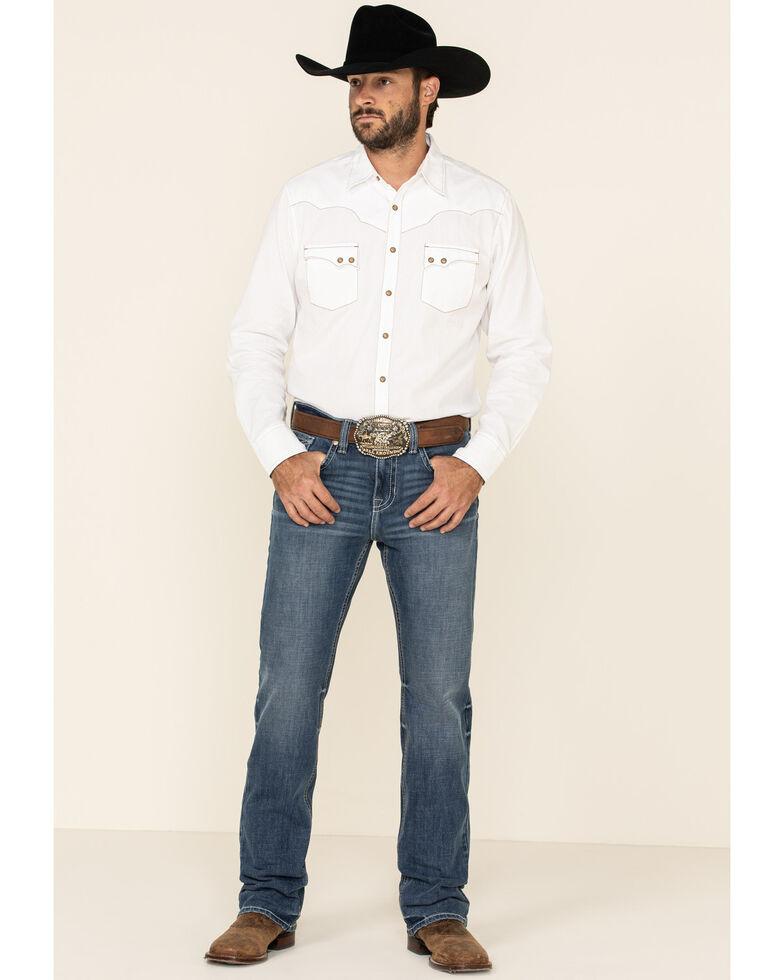 Cody James Core Men's Fistcuff Performance Stretch Slim Straight Jeans , Blue, hi-res