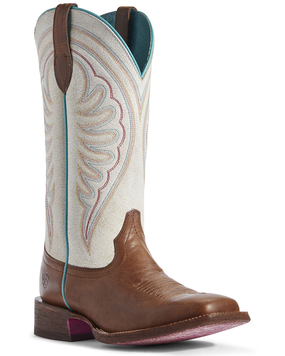Ariat Women's Shiloh Red Western Boots