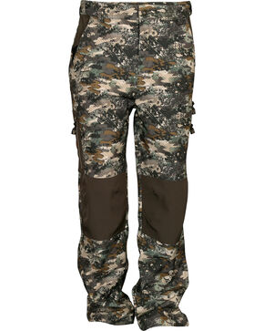 Rocky Men's Venator Camo 2-Layer Pants , Camouflage, hi-res