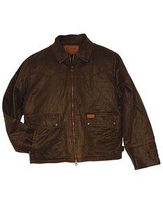 Outback Trading Co. Men's Landsman Jacket, Brown, hi-res