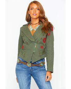 Tasha Polizzi Women's Hamilton Jacket , Olive, hi-res