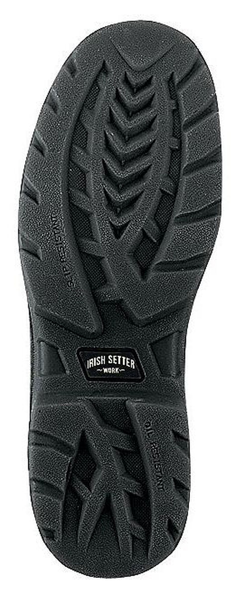 Irish Setter by Red Wing Shoes Men's Setter Ely EH Work Boots - Round Toe, Brown, hi-res