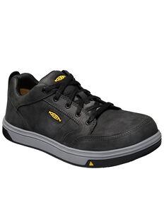 Keen Men's Redding ESD Work Boots - Aluminum Toe, Black, hi-res