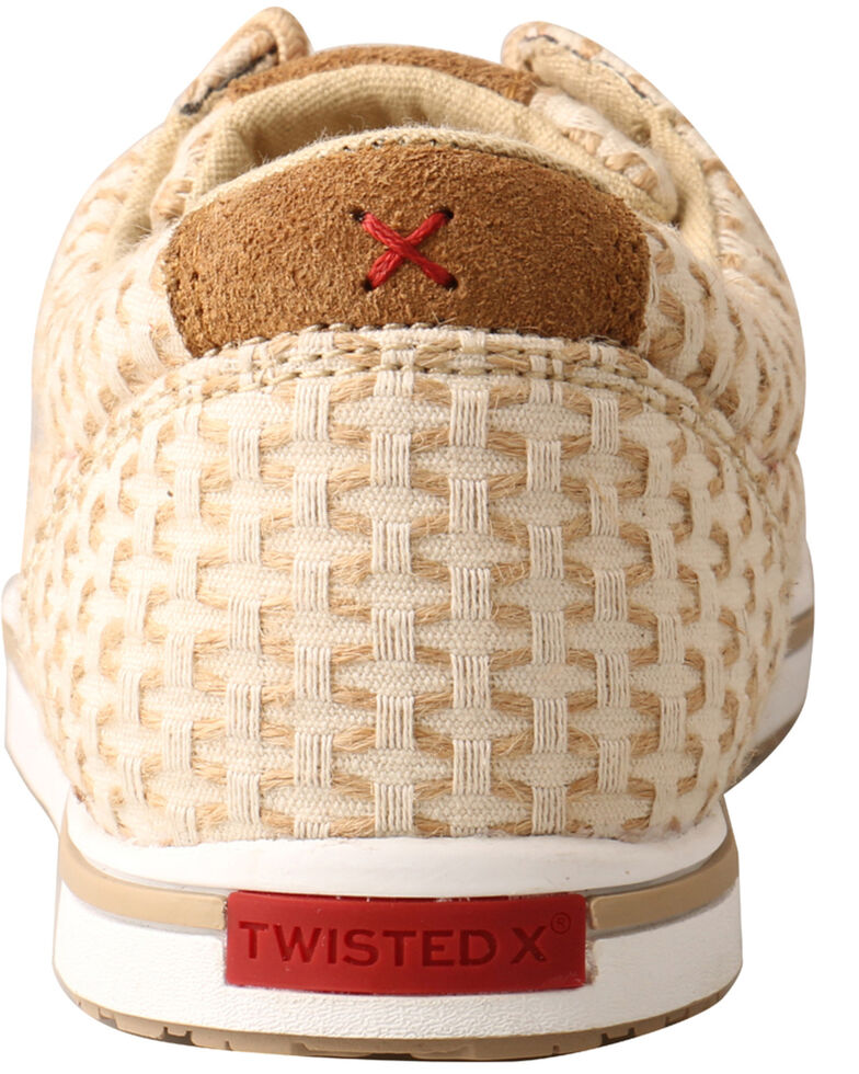 Twisted X Women's San Shell Lopers, Tan, hi-res