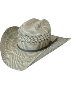 Bailey Men's Havasu 20X Glazed Shantung Western Hat, Grey, hi-res