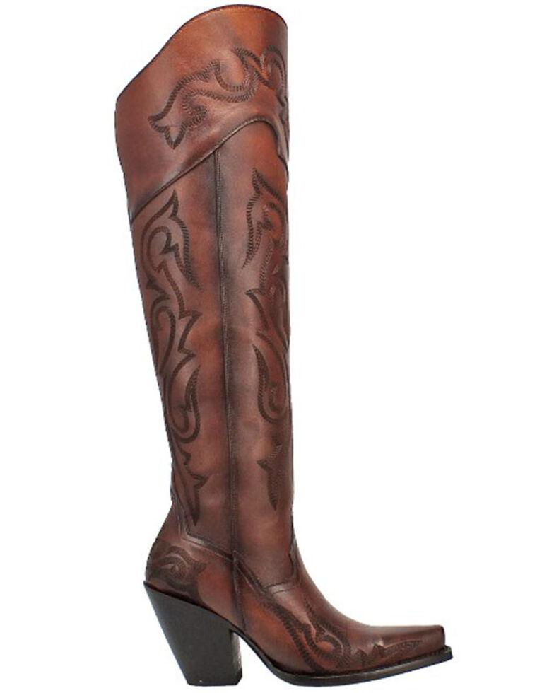 Dan Post Women's Seductress Western Boots - Snip Toe, , hi-res