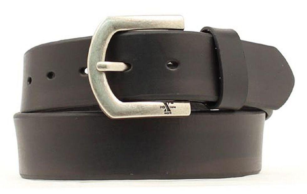 HDX Black Classic Belt, Black, hi-res