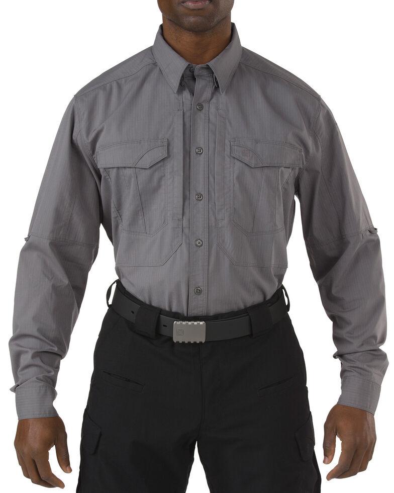 5.11 Tactical Stryke Long Sleeve Shirt, Storm, hi-res