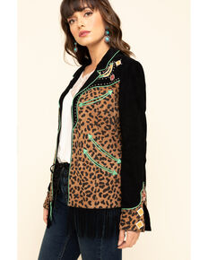 Double D Ranch Women's Jim's Pair-O-Dice Jacket , Multi, hi-res