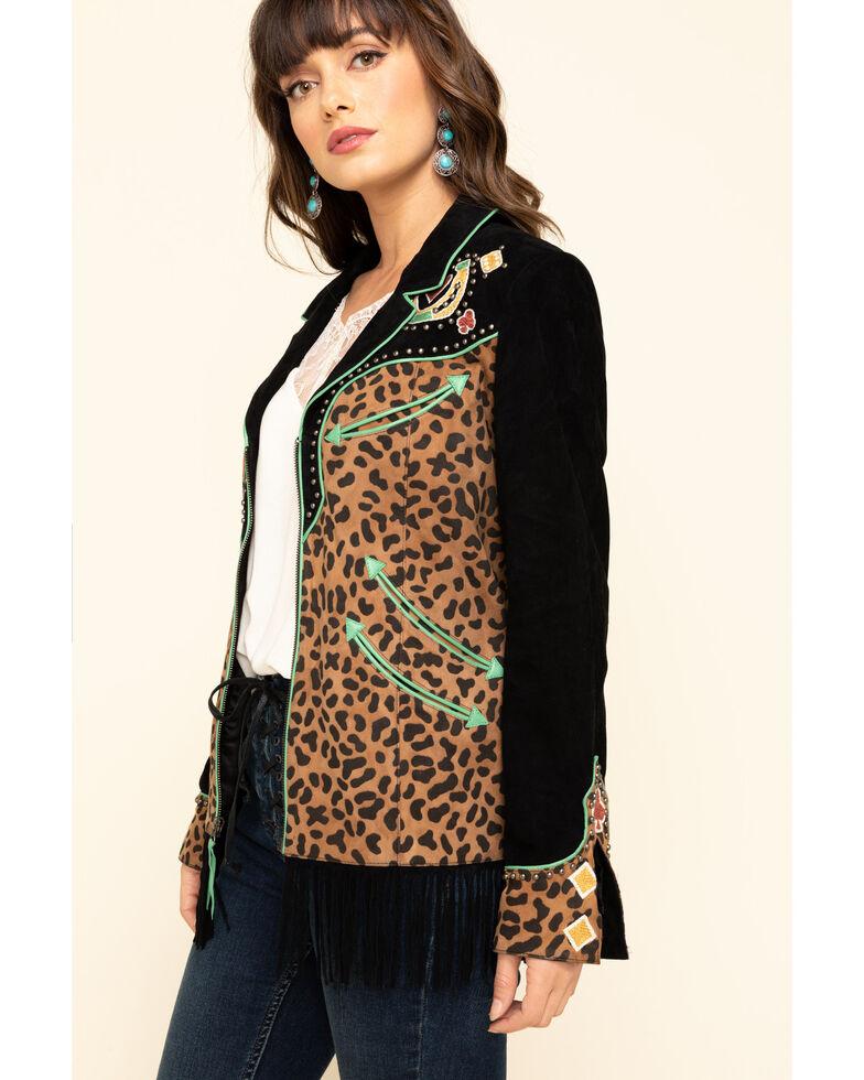 Double D Ranch Women's Jim's Pair-O-Dice Jacket , Multi, hi-res