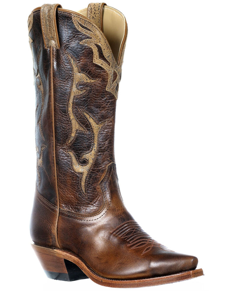 Boulet Women's Snip Toe Western Boots, , hi-res