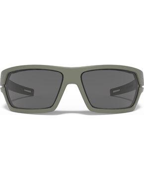 Under Armour Men's Satin Green Battlewrap Sunglasses , Green, hi-res