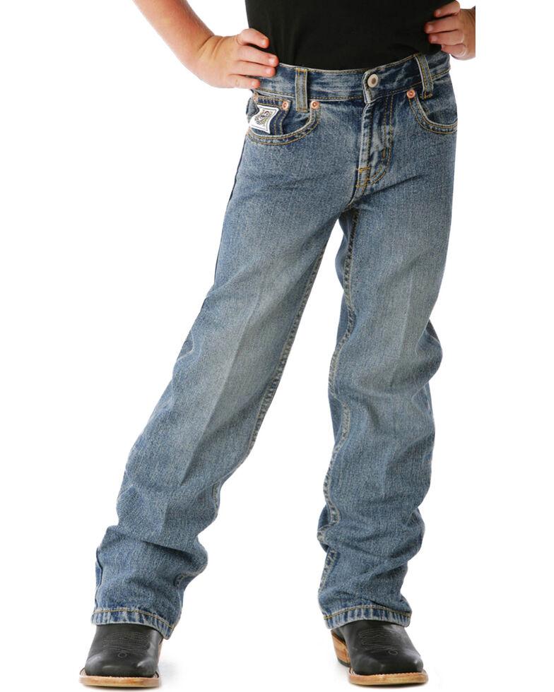 Cinch Toddler Boys'  White Label Jeans, Denim, hi-res