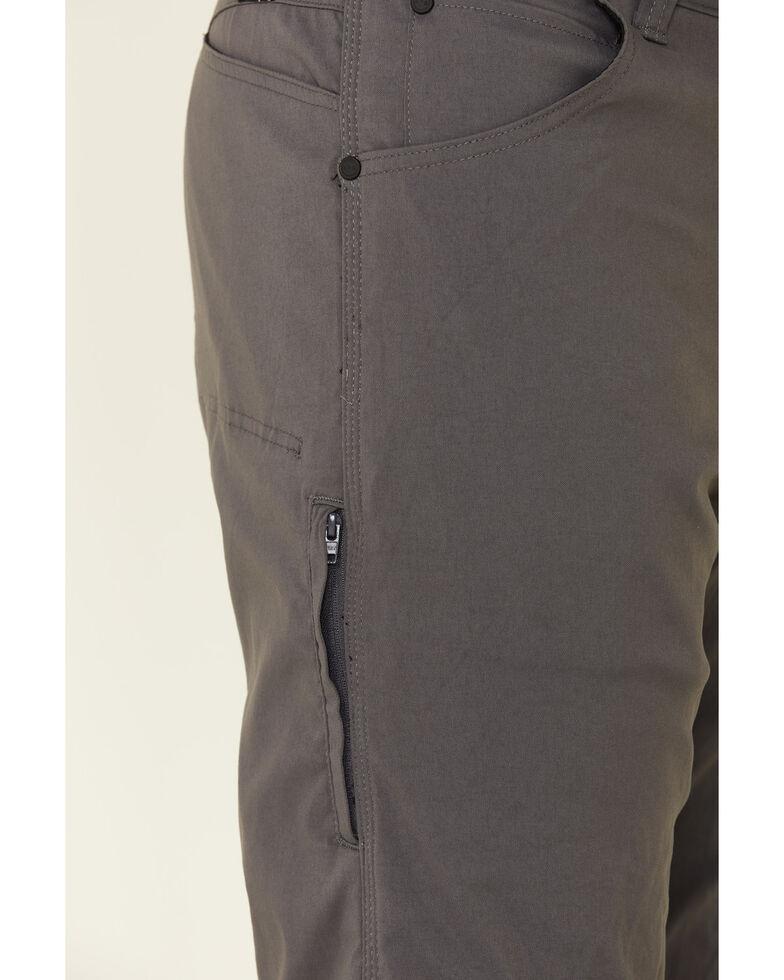 Wrangler ATG Men's Charcoal Fleece Lined Pants , Charcoal, hi-res