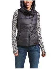 Ariat Women's Periscope Kilter Insulated Vest , Black, hi-res