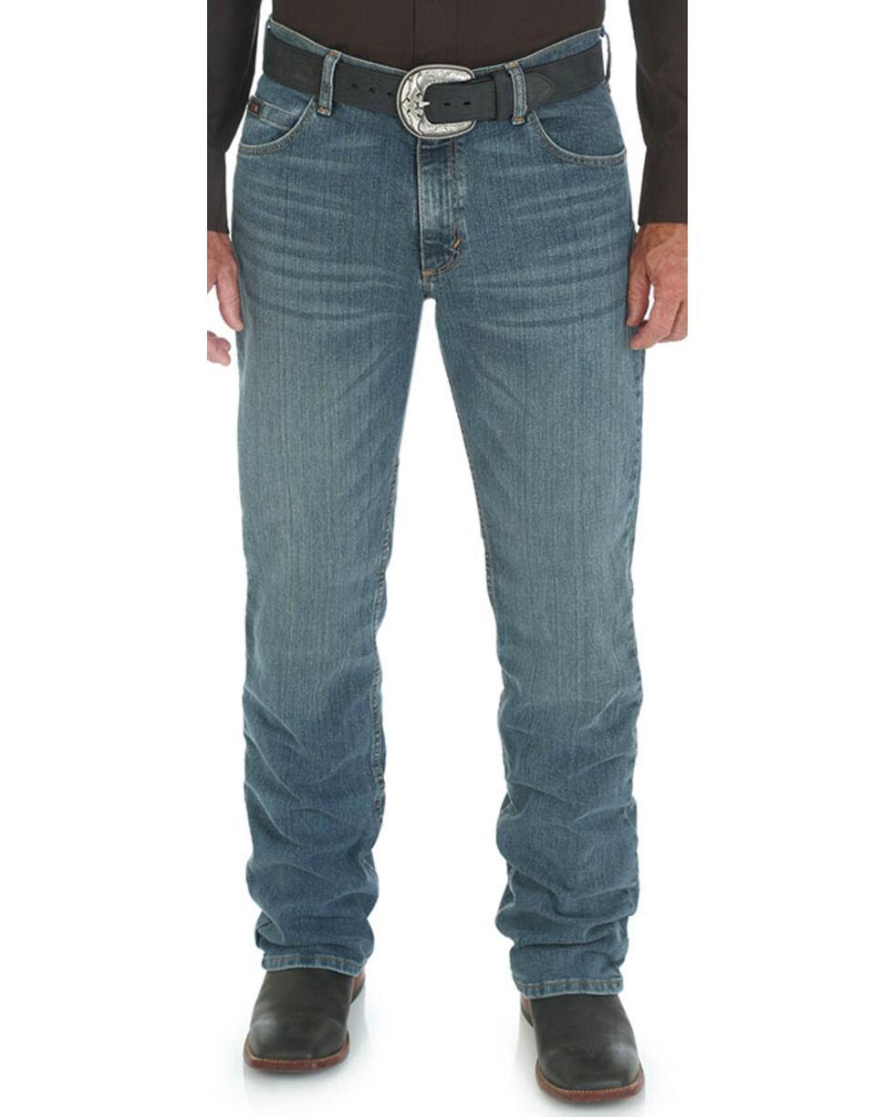 Wrangler 20X Men's 02 Competition Advanced Comfort Jeans - Long, Indigo, hi-res