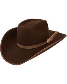 Resistol Boys' Holt Jr. Wool Hat, No Color, hi-res