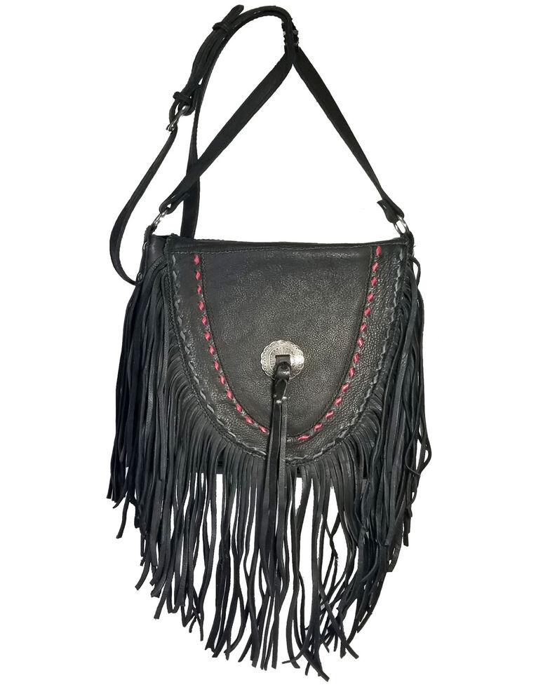 Kobler Leather Women's Black Supai Crossbody Bag, Black, hi-res