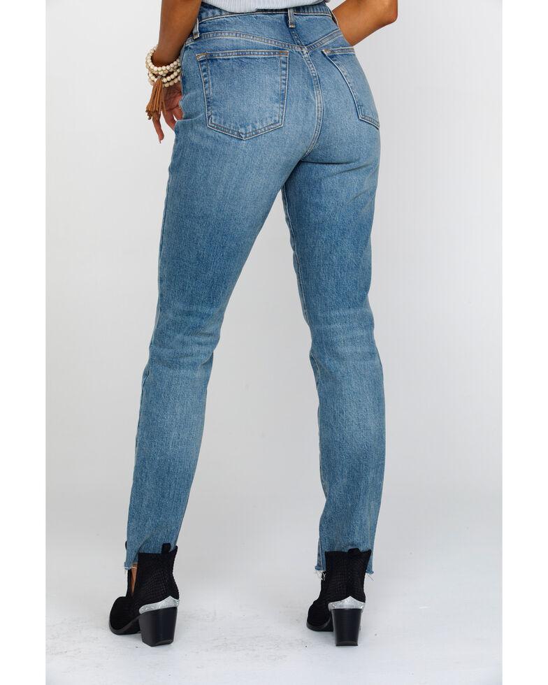 Free People Women's 29 Inseam Stella Skinny Jeans, Blue, hi-res