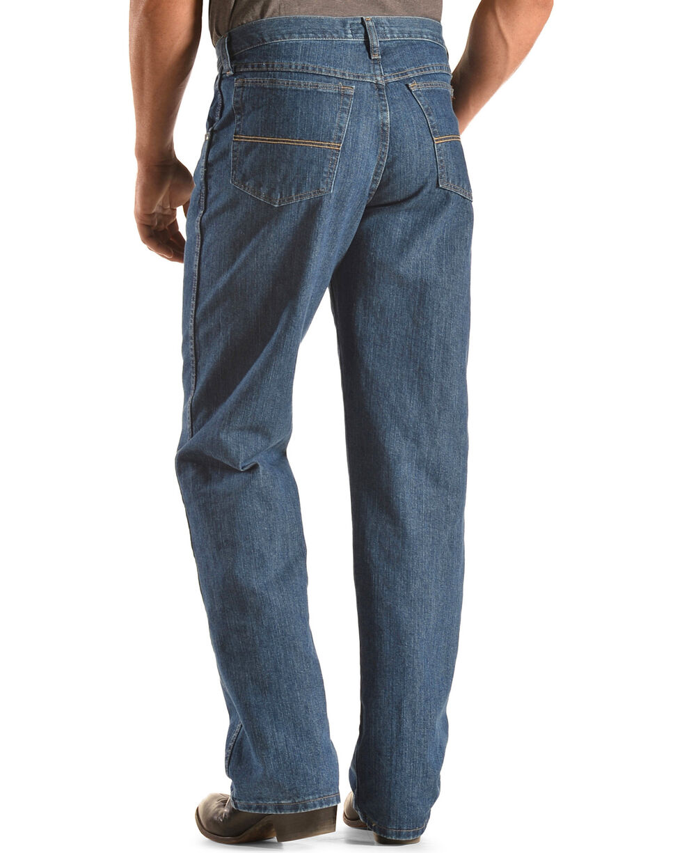 Wrangler 20X Men's No. 23 Relaxed Fit Jeans - Straight Leg , Indigo, hi-res