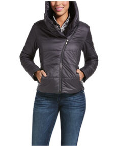 Ariat Women's Periscope Kilter Insulated Jacket , Black, hi-res